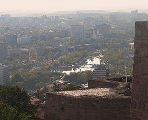 Gençlik Parkı - Park view from Ulus