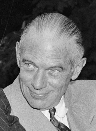 Gene Buck - Gene Buck c.1938