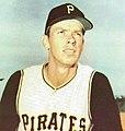 Gene Michael - Pittsburgh Pirates - 1966.jpg