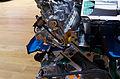 Geneva MotorShow 2013 - Bentley V8 motor detail.jpg