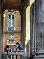 Genova, chiesa SS. Annunziata del Vastato porticato.jpg