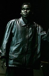 Geoffrey Gurrumul Yunupingu Australian singer