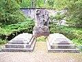 Georg II. und Ellen Franz - Parkfriedhof Meiningen.jpg