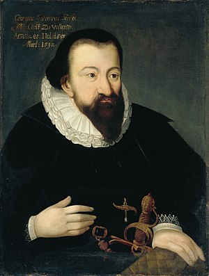 George John I, Count Palatine of Veldenz - Image: Georg Johann von Pfalz Veldenz