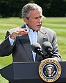 George Bush meeting economic advisors-4, August 2006.jpg