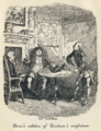 George Cruikshank - Tristram Shandy, Plate VI. Trim's relation of Tristram's misfortune.png