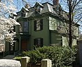 George D Birkhoff House Cambridge MA.jpg