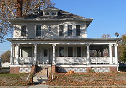 George H. Kelly house from S 1.JPG