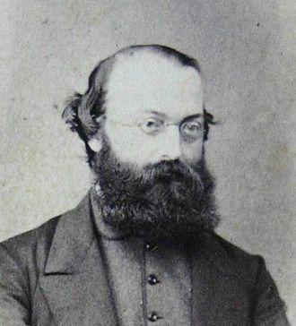 George Holt Henshaw - George Holt Henshaw portrait