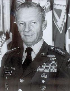 George S. Blanchard American military general