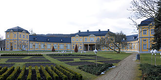 Imperial County of Reuss - Image: Gera Orangerie 01