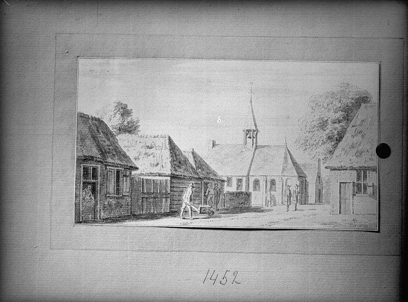File:Gezicht in Beek, tekening in de Verzameling van het Provinciaal Generaal van Kunst en Wetenschap in N.Brabant te 's-Hertogenbosch - Beek - 20028945 - RCE.jpg