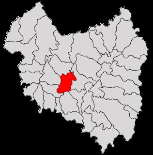 Ghidfalău Commune in Covasna, Romania