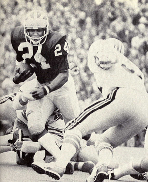 Gil Chapman - Chapman against Ohio State, 1973