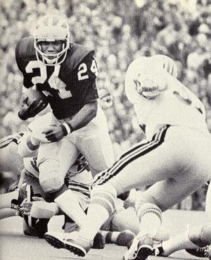 Gil Chapman - Chapman against Ohio State, 1973