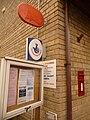 Gillingham, postbox No. SP8 127, Broad Robin - geograph.org.uk - 1541915.jpg