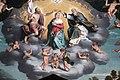 Giovan battista moroni, incoronazione della vergine, 1576, 02.JPG
