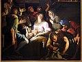 Giovan battista trotti detto malosso, adorazione dei pastori coi ss. francesco e chiara, 1580 ca., da pal. sormani 02.JPG