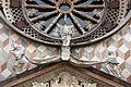 Giovanni antonio amadeo, facciata della cappella colleoni, 1472-75, portale centrale 01.JPG