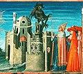 Giovanni di Paolo - Canto IX del Paradiso - Divina Commedia - corruzione del clero.jpg