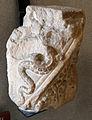 Giovanni di balduccio, frammenti da una tomba viscontea in santa tecla, 1350 ca. 05.JPG