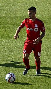 cb63d70a9 Sebastian Giovinco broke the MLS record for most combined goals and assists  in a season in his debut season in 2015. He is also Toronto FC's all-time  top ...