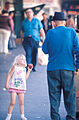 Girl with apple, Pike Place Market, circa 1975.jpg