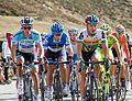 Giro d'Italia 2012, giau 237 bus met vermote en hunter (17166408373).jpg