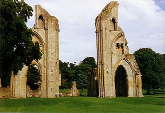 Glastonbury Abbey - Image: Glastonburyabbey