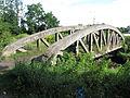 Gliwice, most Górnośląskich Kolei Wąskotorowych nad Kłodnicą w pobliżu ul. Panewnickiej (1).JPG