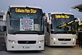 Go Bus coaches (11-G-1407) & (11-D-10794), 6 March 2011.jpg
