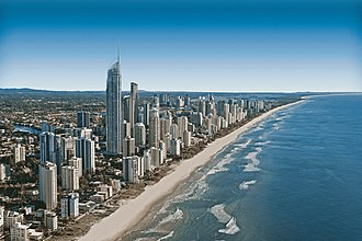2018 Commonwealth Games - Gold Coast was selected by the Australian Commonwealth Games Association as the official bid city from Australia for the 2018 Commonwealth Games