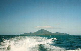 Goold Island National Park Protected area in Queensland, Australia