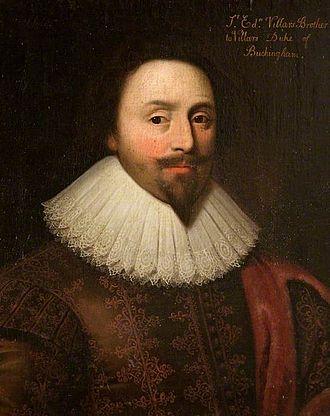 Edward Villiers (Master of the Mint) - Portrait of Sir Edward Villiers by Gortzius Geldorp