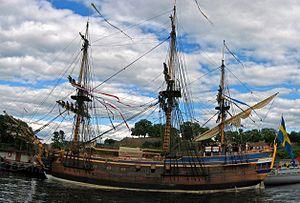 Swedish East India Company