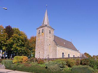 Gouvy - Image: Gouvy kerk