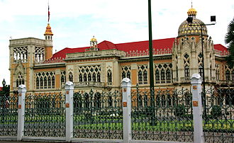 Government of Thailand - Government House of Thailand, offices of the prime minister and the cabinet of Thailand