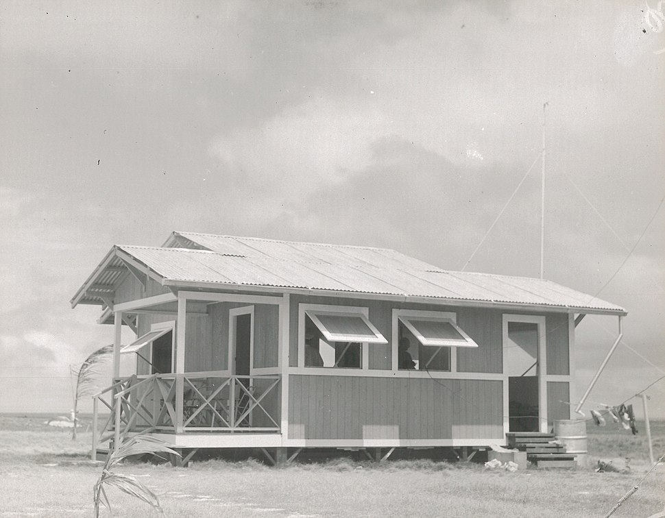 Government House on Baker Island (80-CF-79868-39)