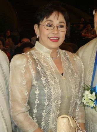 Gawad Urian for Best Actress - Legendary movie and box-office queen Vilma Santos is Gawad Urian's most decorated thespian. She won 8 best actress awards and holds the record for winning it three years in a row: Relasyon (1982), Broken Marriage (1983) and Sister Stella L. (1984).