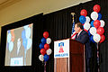 Governor of New Jersey Chris Christie at Northeast Republican Leadership Conference June 2015 by Michael Vadon 02.jpg