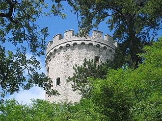 Branik Castle - Image: Grad Branik 1