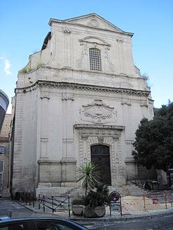 Grand temple de Nîmes