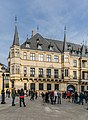Grand Ducal Palace in Luxembourg City 05.jpg