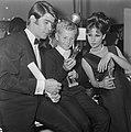 Grand Gala du Disque 1965 , het 9-jarig zoontje Gaby van Toon Hermans , samen me, Bestanddeelnr 918-2580.jpg