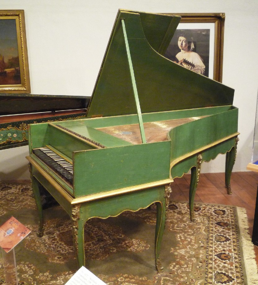 Grand Piano 1781 France - Louis Bas