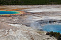 Grand Prismatic Pool and Excelsior Geyser Crater (3952550025).jpg