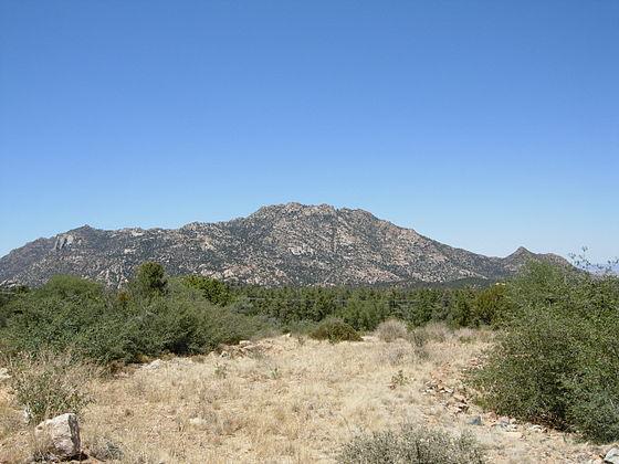 granite mountain arizona wikiwand