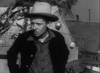 O. Z. Whitehead - O.Z. Whitehead as Al Joad in The Grapes of Wrath