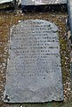 Grave of Randle Newby and family, Birkenhead Priory.jpg