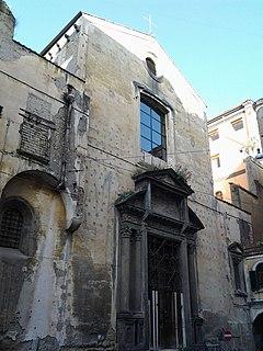 Santa Maria delle Grazie Maggiore a Caponapoli Naples